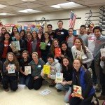 Reading with the Tigers Spring '14