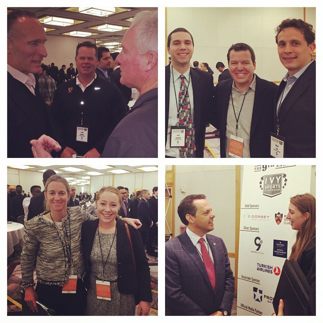 Some shots from today's first #ISS2014 panel. #tigerup #princetonians