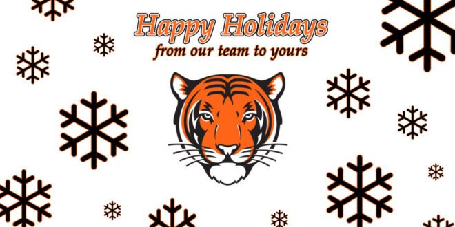 Happy Holidays from Princeton Athletics