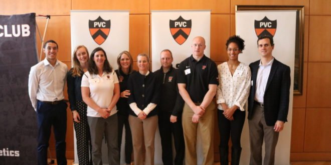 Tiger Student-Athletes shine at PVC Winter Coaches Luncheon