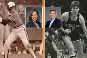 Lori Dickerson Fouché '91 and Frank Sowinski '78 Honored At PVC Awards Banquet