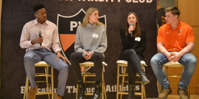 Relive highlights from the PVC Winter Coaches Luncheon