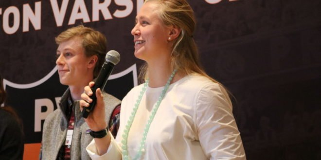 Spring Programs featured at the recent PVC Coaches Luncheon
