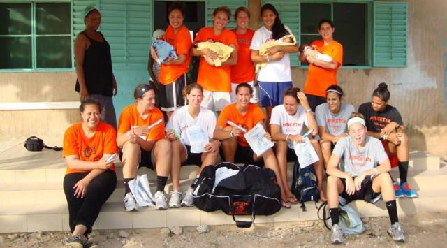 basketball orphanage photo
