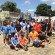 Princeton Athletics Staff Members Head to Trenton for Monument School Playground Build