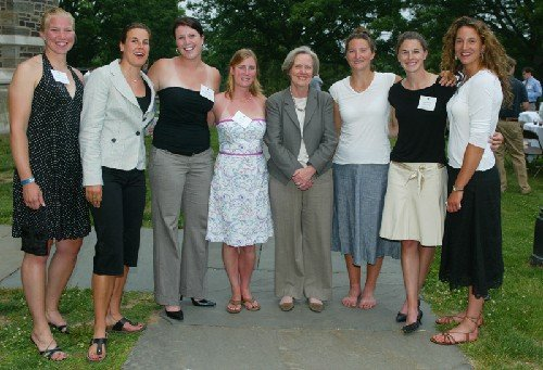 The 2006 Princeton Varsity Club Senior Student-Athlete Awards Banquet