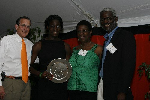 The 2007 Princeton Varsity Club Senior Student-Athlete Awards Banquet