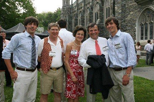 The 2012 Princeton Varsity Club Awards Banquet
