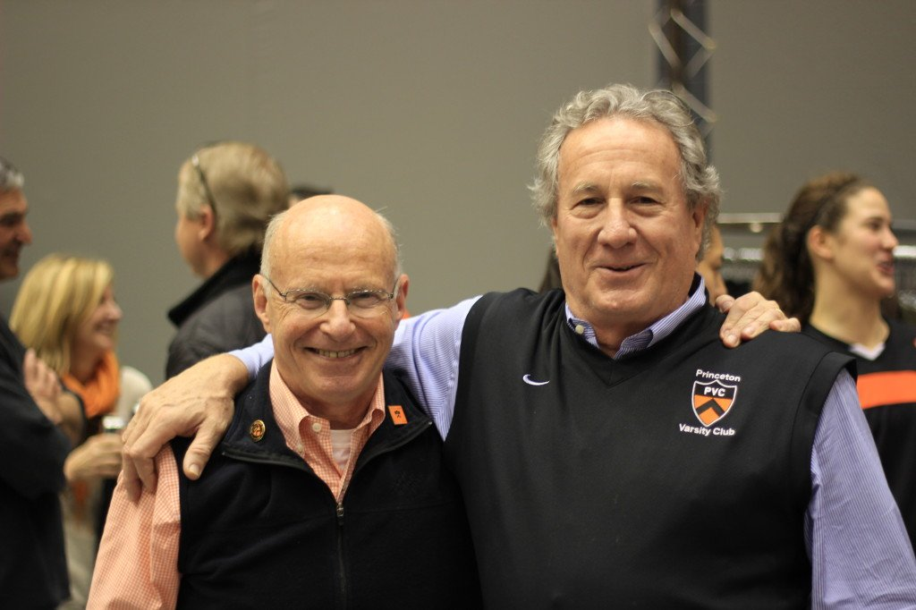PVC Lifetime Members Henry Von Kohorn '66 and Bert Kerstetter '66