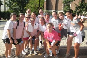 Collegians for the Cure '08
