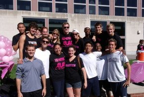 Collegians for the Cure '09