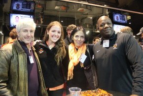 PVC On The Road – Barclays Basketball Reception '12