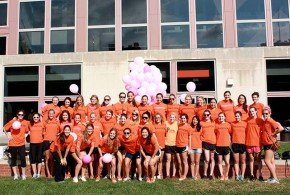 Collegians for the Cure '12