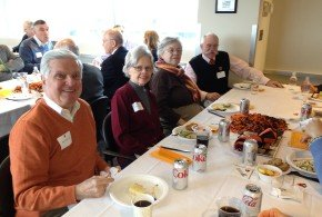 Coaches Luncheon – Winter 2011-12