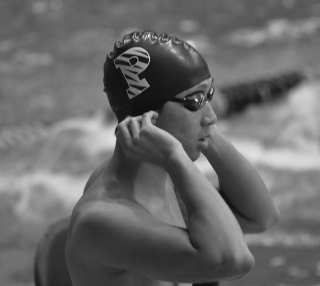Victor Hsiao '15 – Swimming & Diving