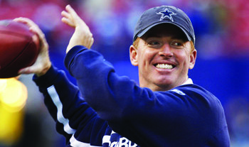 Jason Garrett '89 to be Awarded the Class of 1967 PVC Citizen-Athlete Award