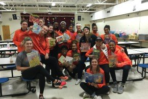 Reading with the Tigers (Fall 2015)