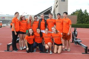 Princeton Varsity Club WOMC event, Princeton, NJ, September 26, 2015.