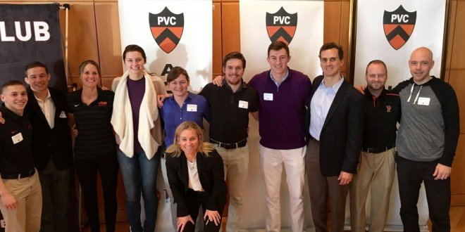 View Highlights from the PVC Winter Coaches Luncheon