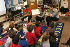 Reading with the Tigers (Spring 2016)