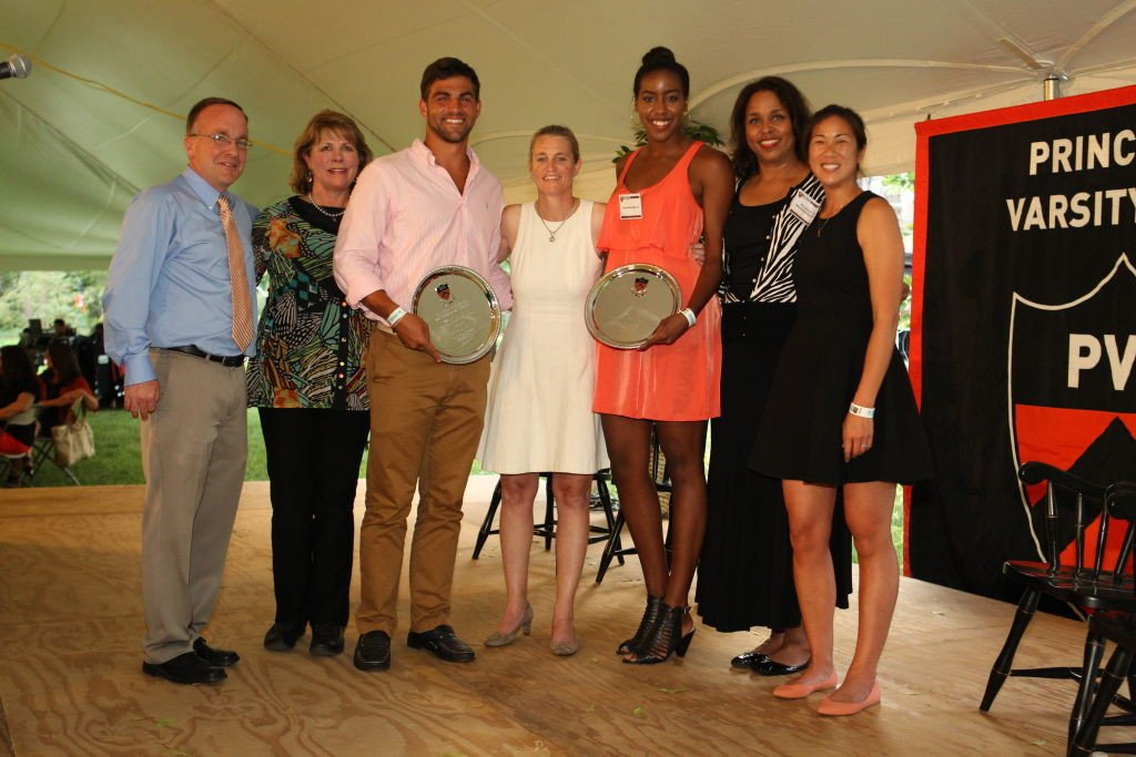 Princeton University Varsity Club banquet in Princeton, NJ, May 28, 2015