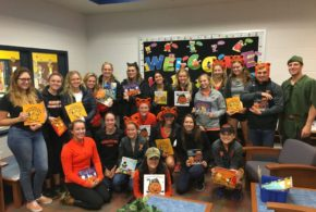 Reading with the Tigers (Fall 2016)