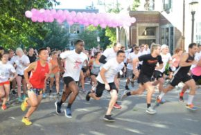 10th Annual Collegians Find the Cure 5K (Fall 2017)