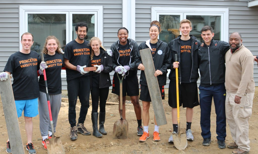 PVC hosts 2nd Annual WOMC Habitat for Humanity Service Project