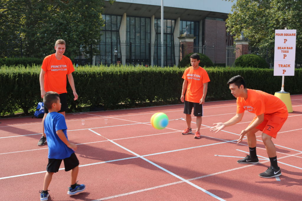 Princeton Community & Staff Day: PVC Youth Sports Clinic (9/22)