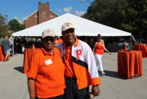 Tigers Tackle Butler: Pre-Game Football Tailgate