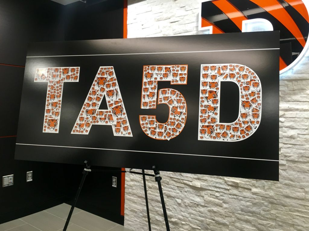 Year #5 of TAGD yields Record results…8,693 donors, $2.7 million