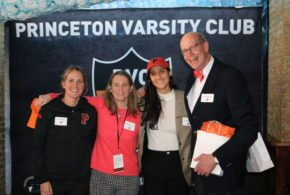 2019 Ivy League Basketball Tournament Reception