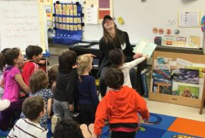 """Reading with the Tigers"" – Princeton Public Schools (Spring 2019)"