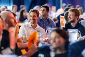 Seniors Celebrated at the Gary Walters '67 PVC Awards Banquet