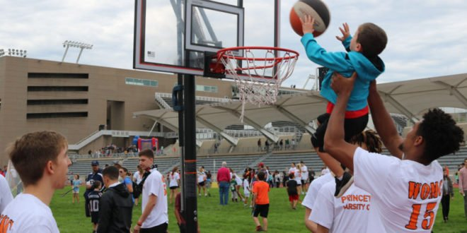 Princeton Community & Staff Day: WOMC Youth Sports Clinic