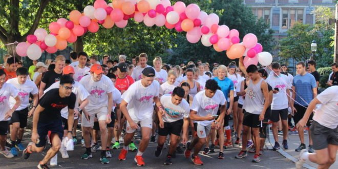 Recap: 2019 Collegians Find the Cure 5K