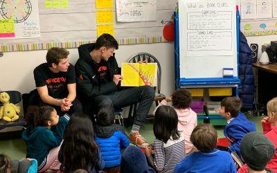 Reading with the Tigers (Spring 2020)