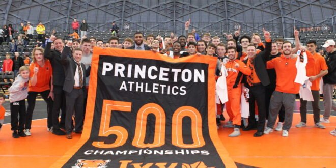 Princeton Athletics 2019-20 Year in Review