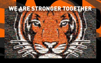"""Tigers Show We're """"Stronger Together"""" with 6,000+ donors on TAGD"""