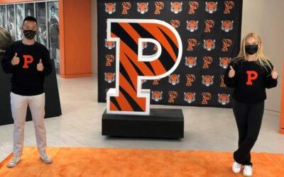 Princeton Athletics Presents Annual Awards at Gary Walters '67 PVC Awards Banquet
