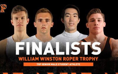 Four Tigers Named Finalists for William Winston Roper Trophy