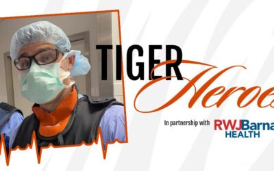 Celebrating our Princeton Athletics' Tiger Heroes